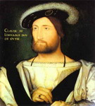 Portrait of Claude of Lorraine, Duke of Guise.