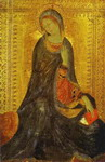 Madonna of the Annunciation.