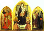 St. Giovenale Triptych.