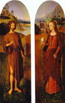 St. John the Baptist and St. Mary Magdalen.