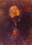 Portrait of Diego Rivera.