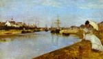 The Harbor at Lorient.
