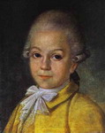 Portrait of  Dmitry Cherevin at the Age of 6.