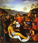 The Lamentation Over the Dead Christ.