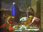 The Lamentation over Christ.