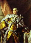Portrait of George III.