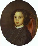 Portrait of a Boy.