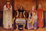 A Merchant Family in the XVII century.