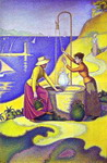 Women at the Well.