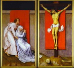 Crucifixion Diptych.