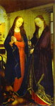 St. Margaret and St. Apollonia.