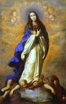 The Immaculate Conception.