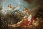Diana and Endymion.