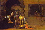 The Beheading of St. John the Baptist.