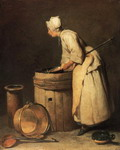 The Scullery Maid.