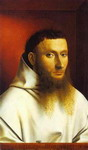 Portrait of a Carthusian.