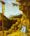 St. Jerome in the Wilderness.