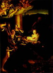 Adoration of the Shepherds (The Holy Night).