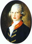 Portrait of Prince Edward, Later Duke of Kent.