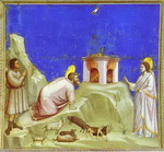 The Sacrifice of Joachim.
