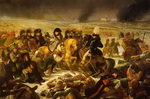 Napoleon on the Battlefield at Eylan,