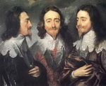 Charles I, King of England, from Three Angles.