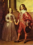 Princess Mary Stuart and Prince William of Orange.