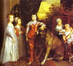 Children of Charles I.