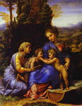 The Holy Family,