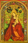 Madonna of the Rose Bower.